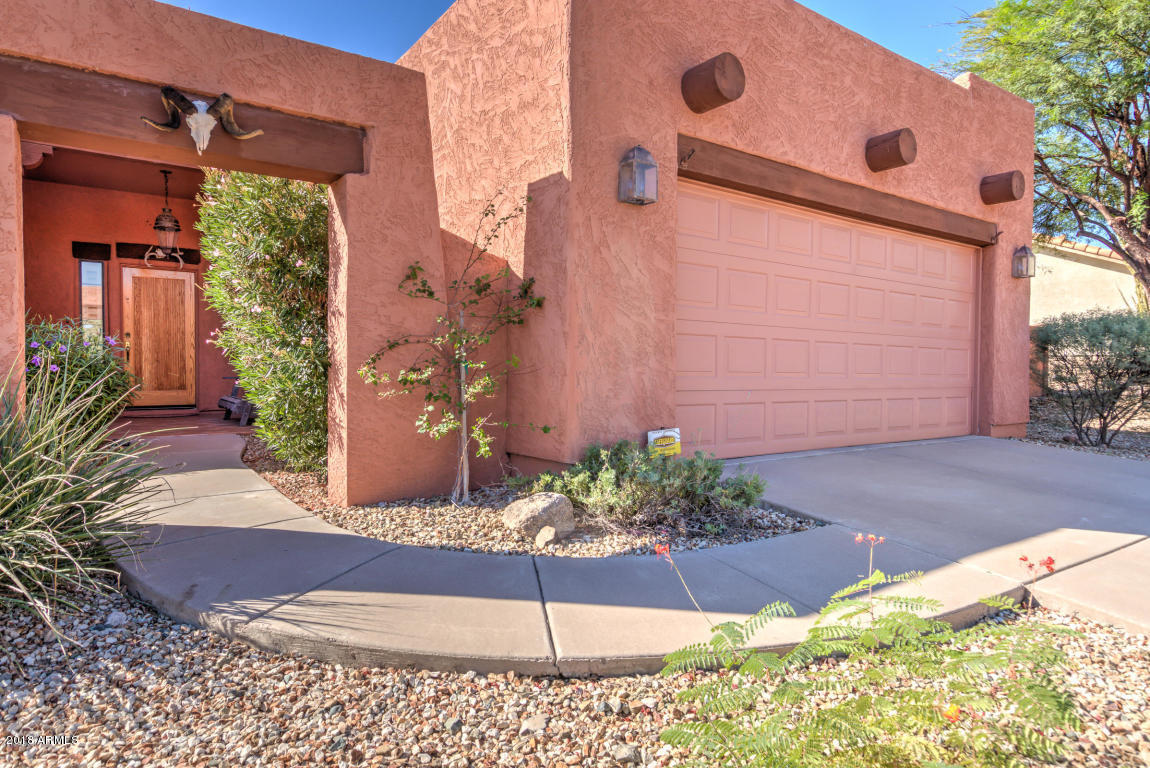 Furnished 3 bedroom, 2 bath incredible Adobe style home with Santa Fe accents